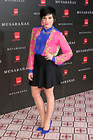 """Angy attend the Premiere of the movie """"Musaranas"""" in Madrid, Spain. December 17, 2014. (ALTERPHOTOS/Carlos Dafonte) /NortePhoto /NortePhoto.com"""