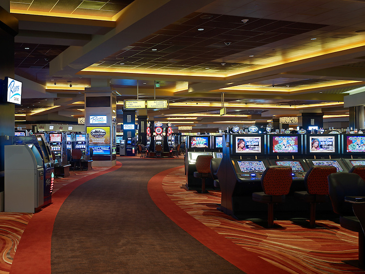 Rivers Casino | Construction: Smoot Construction