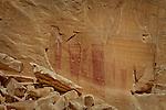 Petroglyphs, Black Dragon Canyon, Utah