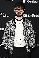 LOS ANGELES- DECEMBER 12: Sean McLoughlin attends the Game Awards 2019 at the Microsoft Theater on December 12, 2019 in Los Angeles, California. (Photo by Scott Kirkland/PictureGroup)