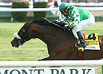 6 June 10: Winchester and Cornelio Velasquez win the Woodford Reserve Manhattan at Belmont Park in Elmont, New York on Belmont Stakes Day. .