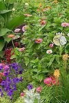 Camille's flower garden