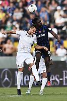Pisa 02/10/2021 - campionato di calcio serie B / Pisa-Reggina / photo Image Sport/Insidefoto<br /> nella foto: Idrissa Toure'-Lorenzo Crisetig