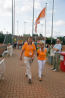 August 9, 2014, Netherlands, Rotterdam, TV Victoria, Tennis, National Junior Championships, NJK,  atmosphere<br /> Photo: Tennisimages/Henk Koster