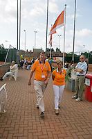 August 9, 2014, Netherlands, Rotterdam, TV Victoria, Tennis, National Junior Championships, NJK,  atmosphere<br /> Photo: Tennisimages/Henk Koster