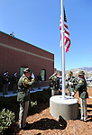 CCSO - Flag Pole Ceremony