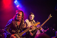 Preston band Evil Blizzard play the Lexington club in North London 14-5-16
