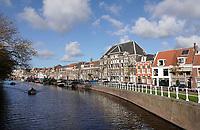 Nederland  Haarlem -  2020.   De Nieuwe Gracht.  Foto : ANP/ HH / Berlinda van Dam