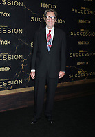 """October 12, 2021.Larry Pine attend HBO's """"Succession"""" Season 3 Premiere at the  American Museum of Natural History in New York October 12, 2021 Credit: RW/MediaPunch"""