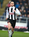:: MARTIN HARDIE CELEBRATES AFTER HE SCORES DUNFERMLINE'S SECOND  ::