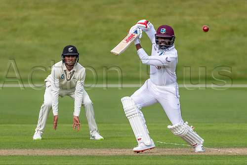20th November 2020; John Davies Oval, Queenstown, Otago, South Island of New Zealand. West Indies Darren Bravo during New Zealand A versus  West Indies
