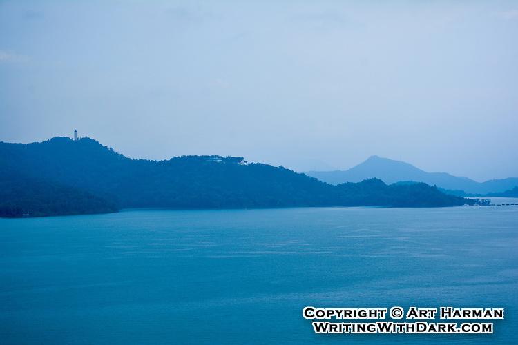 """""""Sun Moon Lake"""" by Art Harman in central Taiwan"""