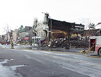 1999 03 13 DIS - INCENDIE - rue St-Denis