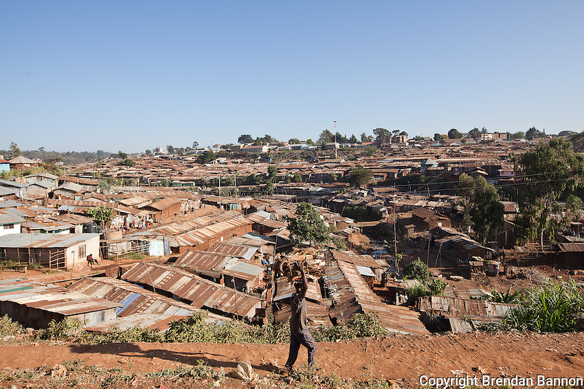 """My tour is not about living in a slum, it's about the people, it's about them being alive, they have a life, they are not sick. We have talent, we have people working hard,"" said Kenyan hip-hop artist Octopizzo  on one of his ""Chocolate City"" tours of Kibera."