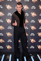 """Graeme Swann<br /> at the launch of """"Strictly Come Dancing"""" 2018, BBC Broadcasting House, London<br /> <br /> ©Ash Knotek  D3426  27/08/2018"""