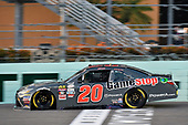 NASCAR XFINITY Series<br /> Ford EcoBoost 300<br /> Homestead-Miami Speedway, Homestead, FL USA<br /> Friday 17 November 2017<br /> Christopher Bell, GameStop/PowerA Toyota Camry<br /> World Copyright: Nigel Kinrade<br /> LAT Images