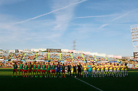 Colombia's players (r) and Cameroon's players during international friendly match. June 13,2017.(ALTERPHOTOS/Acero) (NortePhoto.com) (NortePhoto.com)
