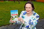 Maire O Leary with her new novel Freewheeling to Love