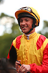 03.09.2011 The Irish Champion Stakes from Leopardstown. .Frankie Dettori who flew in from Haydock to ride Snow Fairy who went on to finish second behind so you think.