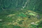 Caldeira, ilha de Faial, Açores, 2005