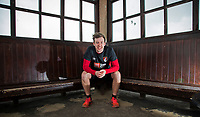 BNPS.co.uk (01202) 558833. <br /> Pic: CorinMesser/BNPS<br />  <br /> Football fan Andrew Hardiman is hoping his favourite player doesn't score too many more goals this season - as he has vowed to run a marathon every time he does.<br /> <br /> Andrew Hardiman, 28, is taking on the challenge whenever striker Dominic Solanke finds the back of the net for Championship side AFC Bournemouth.<br /> <br /> Since he only scored four goals in 36 games last season Andrew thought he was in for an easy ride when he set himself the charity challenge.<br /> <br /> But so far Dominic has scored 12 times in 33 games.