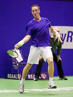 15-12-10, Tennis, Rotterdam, Reaal Tennis Masters 2010,  Mark de Jong