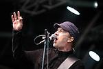 © Joel Goodman - 07973 332324 . 11/07/2015 . Manchester , UK . Black River performs . Summer in the City festival at Castlefield Arena . Photo credit : Joel Goodman