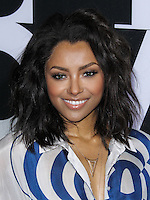 HOLLYWOOD, LOS ANGELES, CA, USA - APRIL 22: Kat Graham at the 5th Annual ELLE Women In Music Concert Celebration presented by CUSP by Neiman Marcus held at Avalon on April 22, 2014 in Hollywood, Los Angeles, California, United States. (Photo by Xavier Collin/Celebrity Monitor)