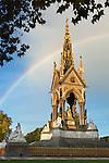 Great Britain, England, London, Kensington Gardens: The Albert Memorial| Grossbritannien, England, London, Kensington Gardens: The Albert Memorial