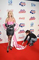 Rita Ora<br /> at Capital's Jingle Bell Ball 2018 with Coca-Cola, O2 Arena, London<br /> <br /> ©Ash Knotek  D3465  08/12/2018