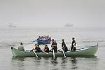 Boat Races, Torshavn, Faroe Islands