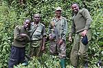 Gorilla Tracking Team