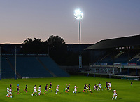 25 September 2020; A general view during the A Interprovincial Friendly match between Leinster A and Ulster A at the RDS Arena in Dublin. Photo by Ramsey Cardy/Sportsfile/Dicksndigital