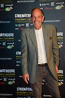 EDGAR GIVRY - Vernissage de l' exposition Goscinny - La Cinematheque francaise 02 octobre 2017 - Paris - France