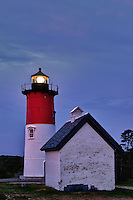 Nauset Light, Cape Cod National Seashore, Eastham, Cape Cod, MA