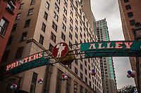 Printers Alley