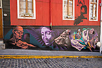 Beautiful Murals, Valparaiso