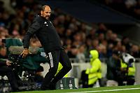 30th September 2021; Tottenham Hotspur Stadium. Tottenham, London, England; UEFA Conference League football, Tottenham v NS Mura: NS Mura Manager Ante Simundza
