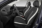 Front seat view of 2020 Hyundai i10 Twist 5 Door Hatchback Front Seat  car photos