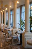 Europe/France/Midi-Pyrénées/32/Gers/Gimont: Hôtel-Restaurant: Villa Cahuzac - le restaurant