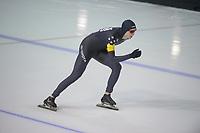 SPEEDSKATING: Calgary, The Olympic Oval, 08-02-2020, ISU World Cup Speed Skating, 5000m Men Division B, Ethan Cepuran (USA), ©foto Martin de Jong