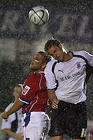 Dagenham & Redbridge vs Luton Town 14-08-07