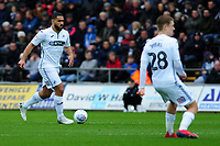Cameron Carter-Vickers of Swansea City in action during the Sky Bet Championship match between Swansea City and Bolton Wanderers at the Liberty Stadium in Swansea, Wales, UK.  Saturday 02 March, 2019