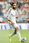 Real Madrid's Daniel Carvajal during Supercup of Spain 1st match.August 19,2014. (ALTERPHOTOS/Acero)