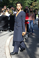 NEW YORK, NY- SEPTEMBER 10: Bretman Rock seen at the NYFW S/S 2022 Michael Kors fashion show at Tavern On The Green in New York City on September 10, 2021. Credit: RW/MediaPunch<br /> CAP/MPI/RW<br /> ©RW/MPI/Capital Pictures