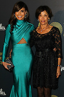 LOS ANGELES, CA, USA - DECEMBER 06: Paula Abdul, Wendy Emkin arrive at The Music Center's 50th Anniversary Spectacular held at The Music Center - Dorothy Chandler Pavilion on December 6, 2014 in Los Angeles, California, United States. (Photo by Celebrity Monitor)