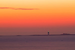 Sunrise at Long Point Lighthouse on New Year's Day 2011