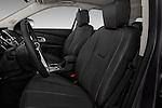 Front seat view of 2017 GMC Terrain SLT 5 Door SUV Front Seat  car photos