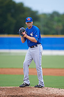 Toronto Blue Jays pitcher Chris Rowley (36) during an instructional league game against the Philadelphia Phillies on September 28, 2015 at the Englebert Complex in Dunedin, Florida.  (Mike Janes/Four Seam Images)