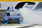 Monster Energy NASCAR Cup Series<br /> Bank of America 500<br /> Charlotte Motor Speedway, Concord, NC USA<br /> Sunday 8 October 2017<br /> Martin Truex Jr, Furniture Row Racing, Auto-Owners Insurance Toyota Camry<br /> World Copyright: Nigel Kinrade<br /> LAT Images